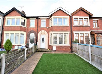 Thumbnail 3 bedroom terraced house for sale in Denstone Avenue, Blackpool, Lancashire