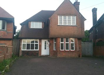 Thumbnail 5 bedroom detached house for sale in Greenhill, Wembley, Middlesex