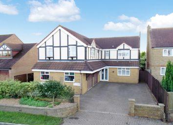 Thumbnail 5 bedroom detached house for sale in Bedford Road, Moggerhanger