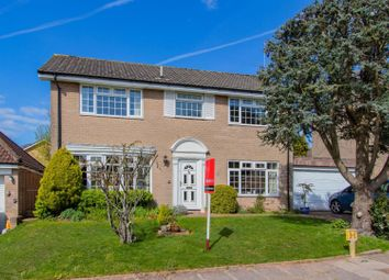 Thumbnail 4 bed property for sale in Ivydale, Lisvane, Cardiff