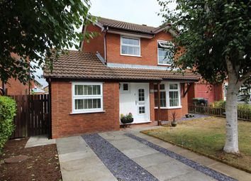 Thumbnail 3 bed detached house for sale in Cabot Close, Yate, Bristol