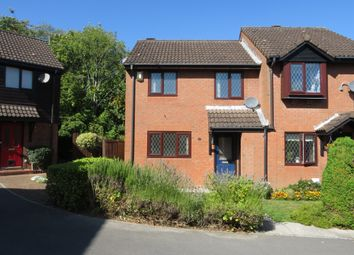 Thumbnail 2 bedroom end terrace house for sale in Clover Way, Hedge End, Southampton