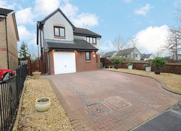 Thumbnail 4 bedroom detached house for sale in Briarcroft Place, Robroyston, Glasgow