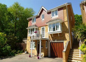 Thumbnail 5 bedroom detached house for sale in Russet Glade, Aldershot