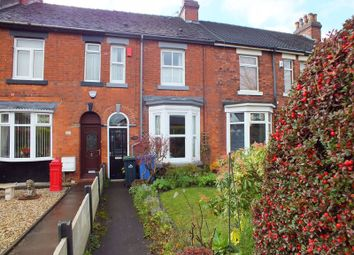 Thumbnail 3 bed town house for sale in High Lane, Burslem, Stoke-On-Trent