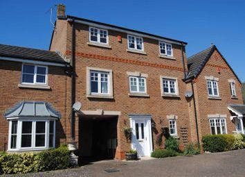 Thumbnail 4 bedroom terraced house for sale in Queen Elizabeth Drive, Taw Hill, Swindon