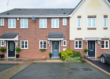 Thumbnail 2 bed terraced house for sale in Warners Drive, Weston Coyney