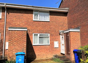 Thumbnail 1 bedroom flat for sale in King John Ave, Bearwood, Bournemouth