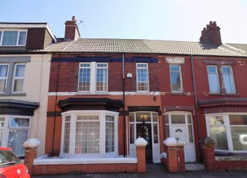 Thumbnail 4 bed terraced house for sale in Queen Street, Redcar