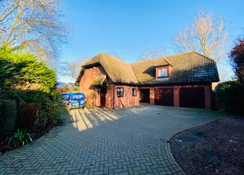 Thumbnail 4 bed detached house for sale in High Street, Gosberton, Spalding