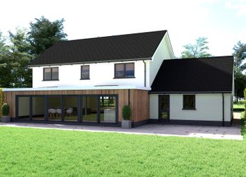 Thumbnail 5 bed detached house for sale in Brynhoffnant, Llangrannog, Llandysul