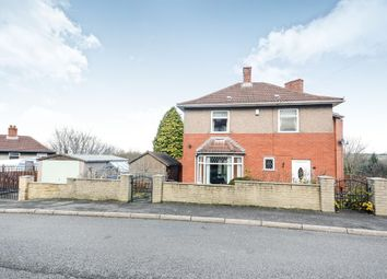 Thumbnail 3 bed detached house for sale in Bramley Road, Doe Lea, Chesterfield
