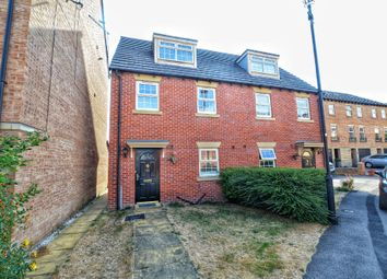 Thumbnail 3 bed semi-detached house for sale in Heathfields, Barnsley
