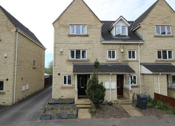 Thumbnail 3 bedroom town house for sale in Prospect Road, Longwood, Huddersfield