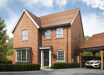 "Thumbnail 4 bed detached house for sale in ""Ash"" at Blackwall Road South, Willesborough, Ashford"