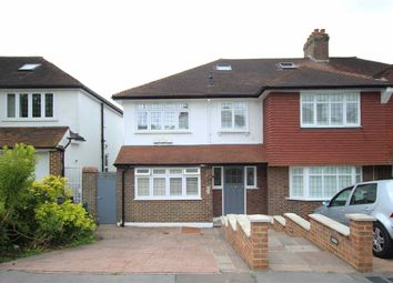 Thumbnail 1 bed flat to rent in Crescent Way, London