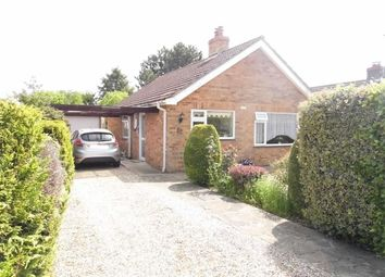 Thumbnail 2 bedroom detached bungalow for sale in Station Road, Clenchwarton, Norfolk