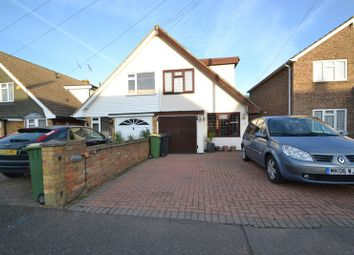 Thumbnail 4 bed semi-detached house for sale in Hilltop Avenue, Hockley, Essex