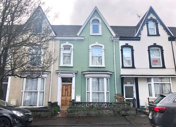 Thumbnail 4 bed terraced house for sale in St Helens Avenue, Swansea