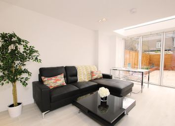 Thumbnail 3 bed flat to rent in Stansfield Road, London