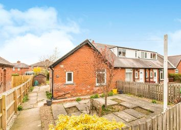 Thumbnail 1 bed bungalow for sale in Sunny View, East Ardsley, Wakefield, West Yorkshire