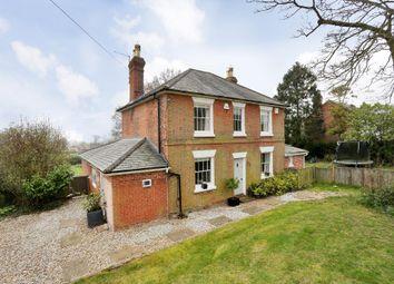 Thumbnail 5 bed detached house for sale in Back Road, Sandhurst, Kent
