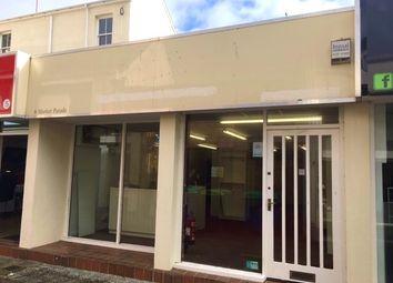 Thumbnail Retail premises to let in Market Parade, Market Street, Barnstaple, Devon