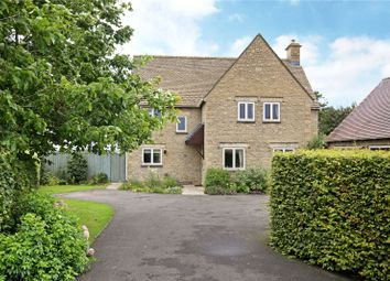Thumbnail 4 bed detached house for sale in Rodmarton, Cirencester