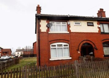 Thumbnail 2 bed end terrace house for sale in Underwood Street, Dukinfield