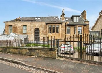Main Door, 8 Dundonald Road, Dowanhill, Glasgow G12