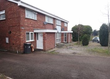 Thumbnail 2 bed maisonette for sale in Teignmouth Close, Evington, Leicester