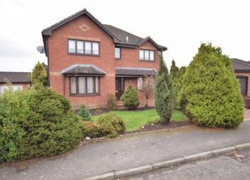 Thumbnail 4 bedroom detached house for sale in Regal Grove, Shotts