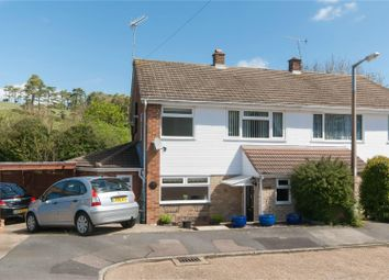 Thumbnail 3 bedroom semi-detached house for sale in The Close, Lydden, Dover