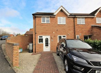 Thumbnail 2 bed end terrace house for sale in Southbrook Close, Canford Heath, Poole, Dorset