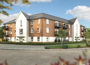 "Thumbnail 2 bed flat for sale in ""Saxon House"" at Deardon Way, Shinfield, Reading"