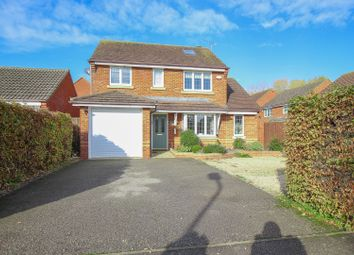 Thumbnail 4 bed detached house for sale in Kiln Close, Buckingham