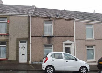 Thumbnail 2 bedroom terraced house for sale in Major Street, Swansea