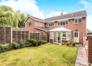 Thumbnail 3 bed semi-detached house to rent in Cherry Tree Road, Walton, Wakefield