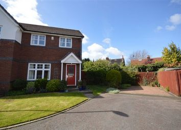 Thumbnail 3 bed semi-detached house for sale in Wellesley Grove, Bebington, Merseyside