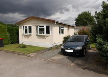 Thumbnail 2 bedroom mobile/park home for sale in Miners Walk, Wood End, Atherstone, Warwickshire