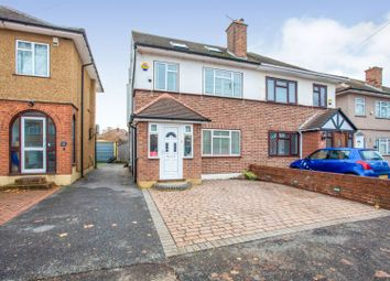 3 bed semi-detached house for sale in Grosvenor Avenue, Hayes UB4