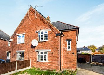 Thumbnail 3 bed semi-detached house for sale in The Oval, Lincoln