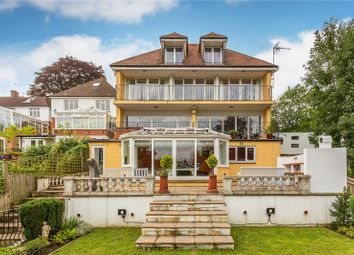 Thumbnail 4 bed detached house for sale in Burntwood Lane, Caterham, Surrey