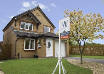 Thumbnail 3 bed detached house for sale in Fourfields, Bamber Bridge, Preston