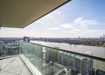 Thumbnail 2 bedroom flat to rent in The Landmark, Canary Wharf