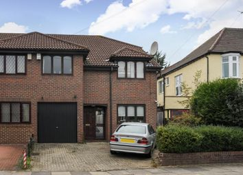 Thumbnail 4 bedroom semi-detached house to rent in Monks Avenue, Barnet