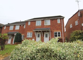 Thumbnail 2 bed terraced house to rent in Brownhills Road, Norton Canes, Cannock
