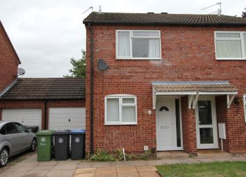 Thumbnail 2 bed property to rent in Duxford Close, Wellesbourne, Warwick