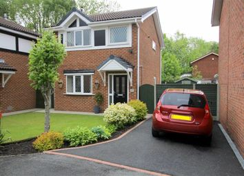 Thumbnail 3 bedroom detached house for sale in Summertrees Avenue, Lea, Preston