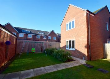 Thumbnail 3 bed detached house for sale in Yew Tree Close, Castlefields, Shrewsbury